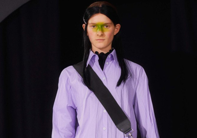 Green Nose -- The Catwalk Analysis of Mm6 by Maison Margiela Womenswear