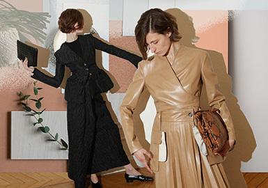 A.W.A.K.E. -- The Catwalk Analysis of A.W.A.K.E. MODE Womenswear