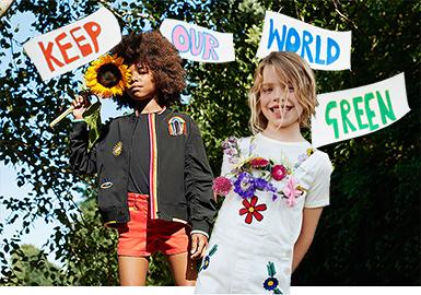 Little Guardians -- Stella Mccartney The Benchmark Brand for Kidswear