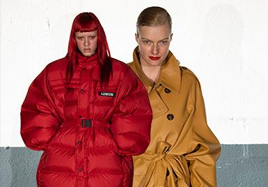 Decadent Looks -- The Catwalk Analysis of VETEMENTS Womenswear