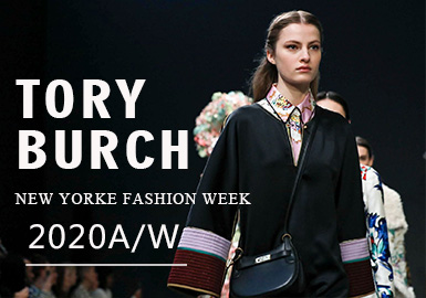 Femininity Encountering Romance -- The Catwalk Analysis of Tory Burch Womenswear