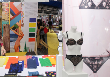 Interfilière -- Paris International Underwear and Fabric Exhibition