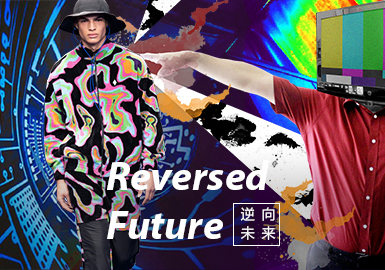 Reversed Future -- Theme Fabric Trend for Menswear