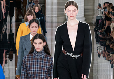 The Confident Wardrobe -- The Catwalk Analysis of Victoria Beckham Womenswear