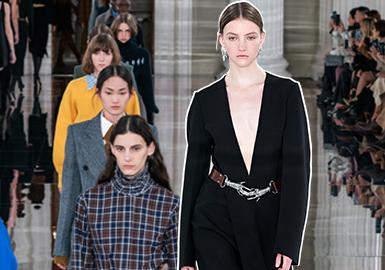 The Confident Wardrobe -- The Catwalk Analysis of Victoria Beckham Womenswear