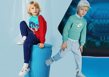 Fashionable Sweatshirts -- The Comprehensive Analysis of Boys' Sweatshirts from Benchmark Brands
