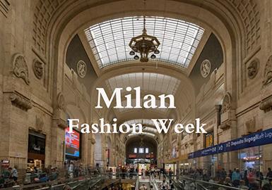 A New World -- The Comprehensive Analysis of Milan Fashion Week Womenswear