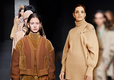 Crafts – The Comprehensive Analysis of Women's Knitwear on Catwalks