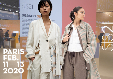 Sustainable Innovation -- The Comprehensive Analysis of Womenswear Fabrics of Première Vision (2)