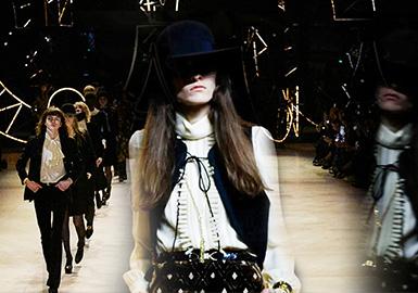 Creator of The Self -- The Catwalk Analysis of Celine Womenswear