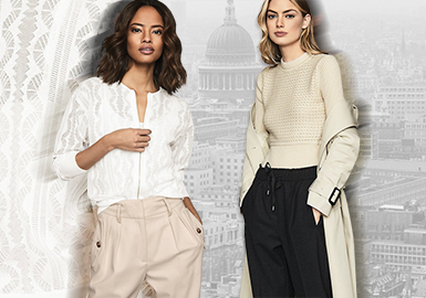 Reiss -- The Analysis of Benchmark Brand of Women's knitwear