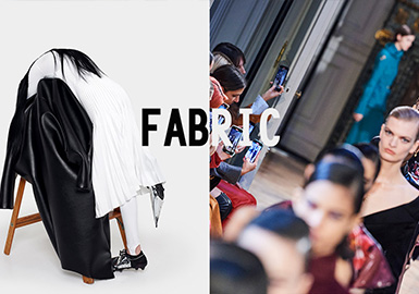 Exploring New Touch -- The Comprehensive Analysis of Womenswear Fabrics on Catwalks