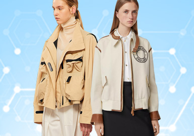 Jackets -- The TOP List of Womenswear