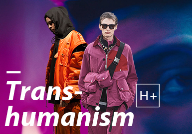 H+ -- The Confirmation of Menswear Theme Colors