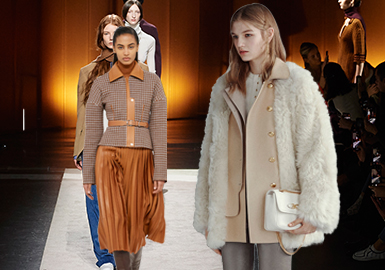 Craft, Detail and Pattern -- The Comprehensive Analysis of Women's Leather/ Fur Clothing on Catwalks