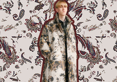 Everlasting Paisley -- The Pattern Trend for Menswear