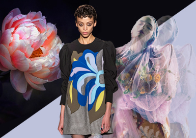 Florals -- The Pattern Craft Trend for Womenswear
