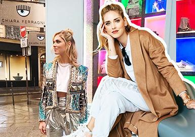 Fashion Blogger on Instagram -- Chiara Ferragni