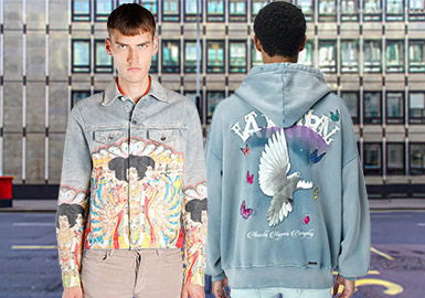 The Mixed Style -- Amiri The Menswear Designer Brand