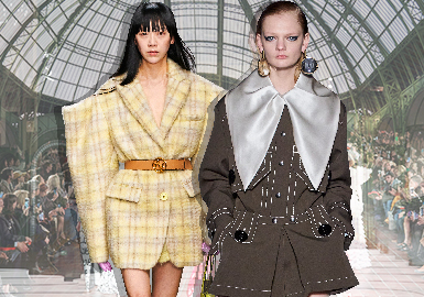 Focus on Placement -- The Comprehensive Analysis of Catwalk Details