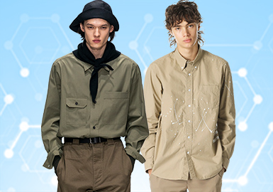Shirts -- The TOP List of Menswear