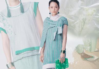 The Beauty of Surprise -- Mame Kurogouchi The Designer Brand of Women's Knitwear