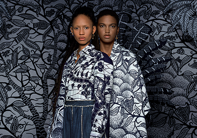 Woodcut · Dior -- The Pattern Trend for Womenswear
