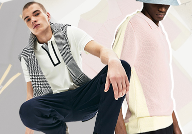Rebirth of Classics -- The Silhouette Trend for Men's Polo Shirts