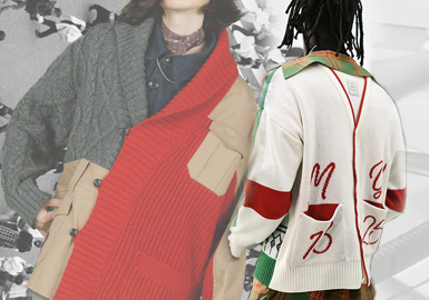 Breaking The Structure -- The Comprehensive Analysis of Japanese Designer Brands