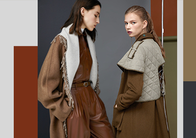 Comfort -- The Silhouette Trend for Women's Overcoats
