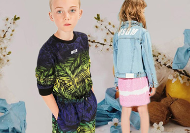 MSGM -- The Kidswear Benchmark Brand