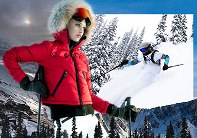 Ice Age -- The Special Trend for Men's and Women's Ski Suits