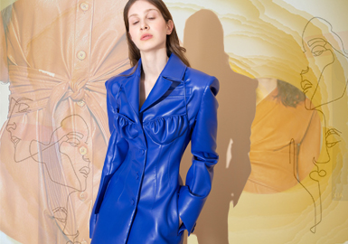 Practical Details -- The Craft Detail Trend for Women's Leather Clothing