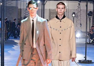 Renovation -- The Comprehensive Analysis of Menswear Catwalks