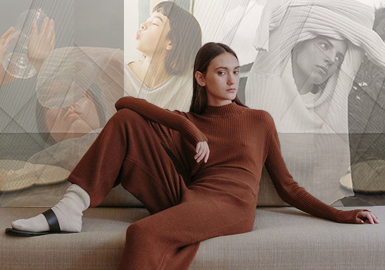 Two-mile Clothing -- The Silhouette Trend for Women's Loungewear
