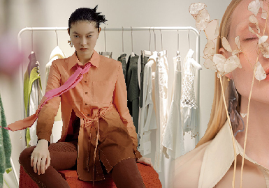 Recovering -- The Comprehensive Analysis of Womenswear in Shanghai Retail Markets