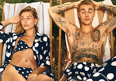 Justin × Hailey -- The Analysis of Street Snaps