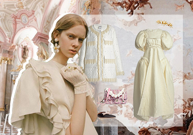 Recalling the Old Dream -- Clothing Collocation for Womenswear
