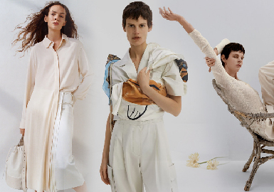 Sustainable Fashion -- The Comprehensive Analysis of Womenswear Benchmark Brands of the Lady Style