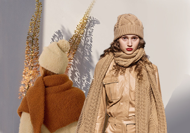 Natural and Sustainable -- The Trend for Women's Core Accessories