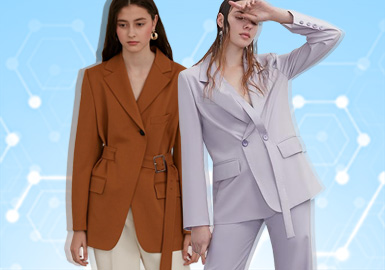 Suits -- The TOP List of Womenswear