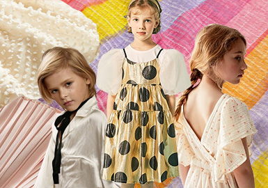 Refreshed Surface -- The Fabric Trend for Kidswear