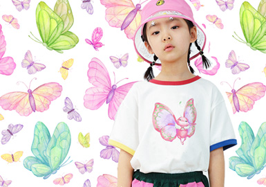 Insects -- The Pattern Trend for Kidswear