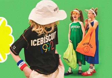 Tennis Court -- Icebiscuit The Kidswear Benchmark Brand