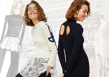 The Revival of Old Fashion House -- Patou The Benchmark Brand of Women's Knitwear