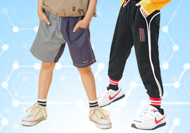 Pants -- The TOP List of Boys' Wear