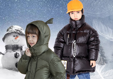 New Fashion -- The Silhouette Trend for Boys' Puffa Jackets