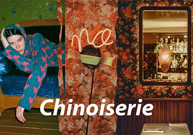 Chinoiserie -- A/W 21/22 Theme Trend