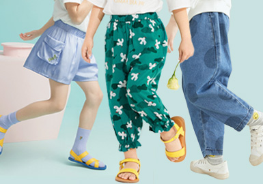 Stylish Looks -- The Comprehensive Analysis of Girls' Pants from Benchmark Brands
