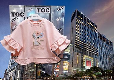 Sweet Look -- The Comprehensive Analysis of Girls' Sweatshirts in Korean Retail Markets